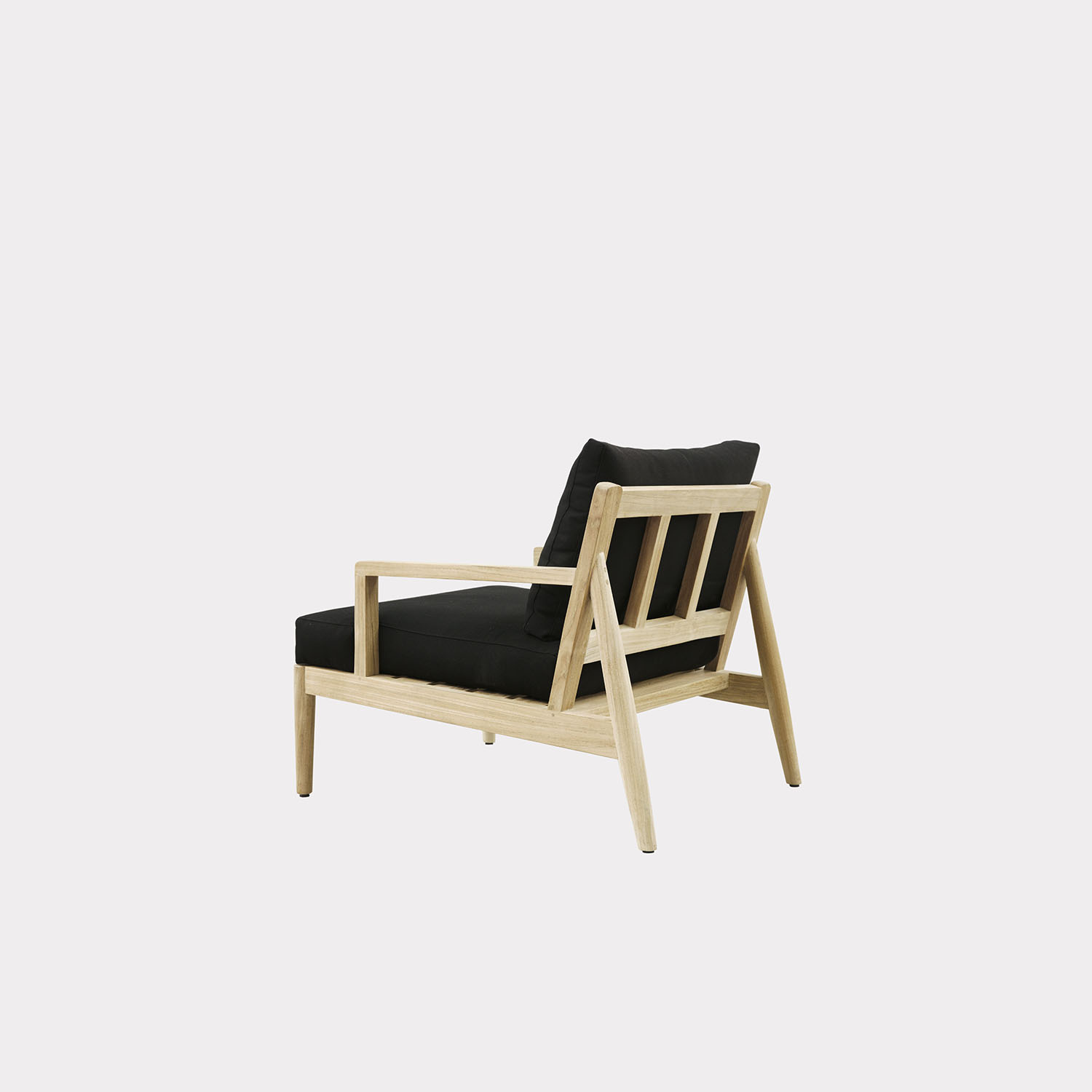 Austin Lounge Chair with Arms